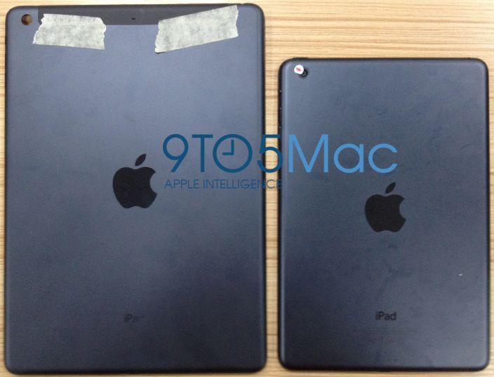 iPad 5 и сравнение со старыми моделями