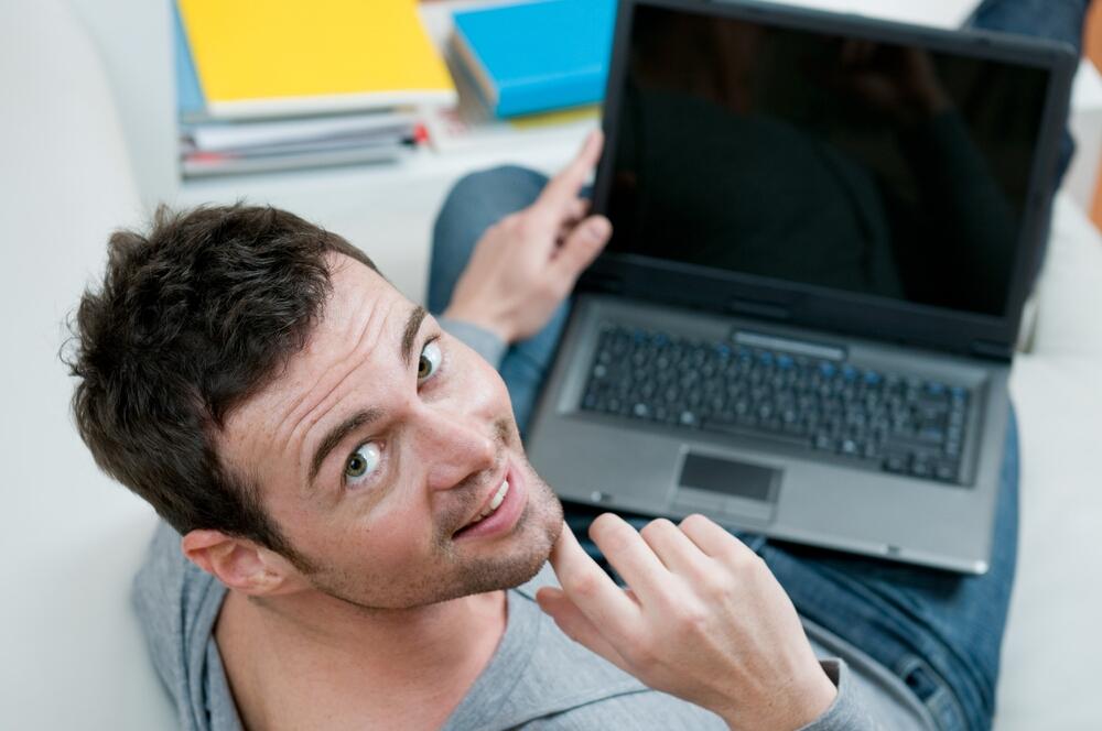 Офисное порно - главный источник вирусов