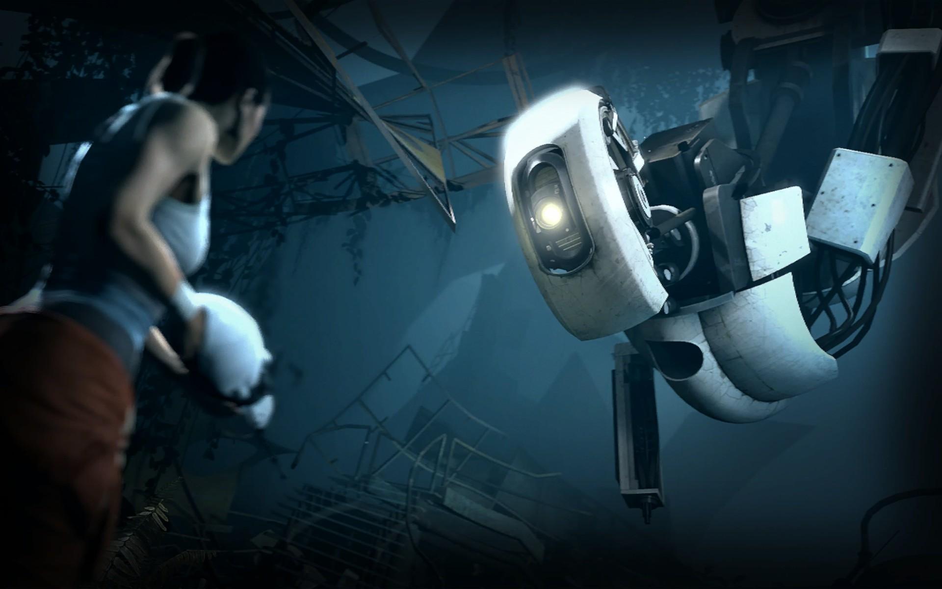 Система ГЛАДОС чинила много препятствий главной героине Portal 2