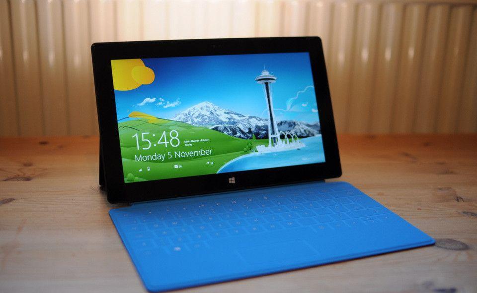 Для планшетов стало вновь доступно обновление Windows 8.1 RT