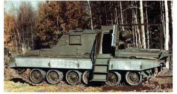 Высокозащищенное транспортное средство придет на замену Ладоге