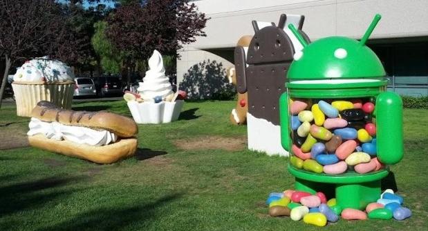 Android 4.3 - что нового?