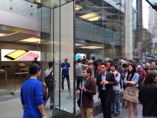 Стартовали продажи iPad Air