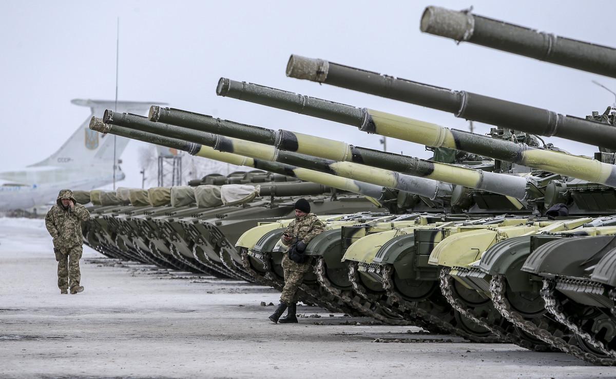 Украинских солдат ждут новые