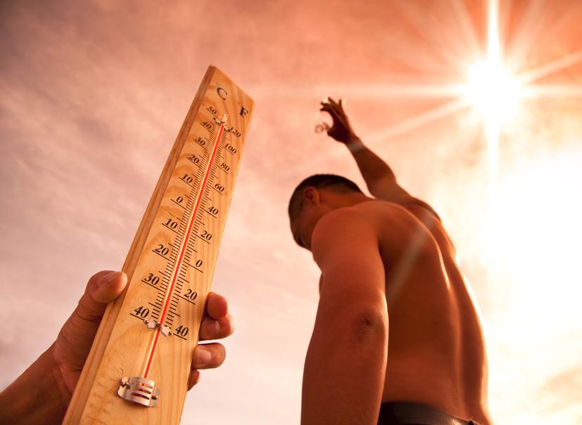 Прохлаждайся, чтобы в жару не заработать тепловой удар