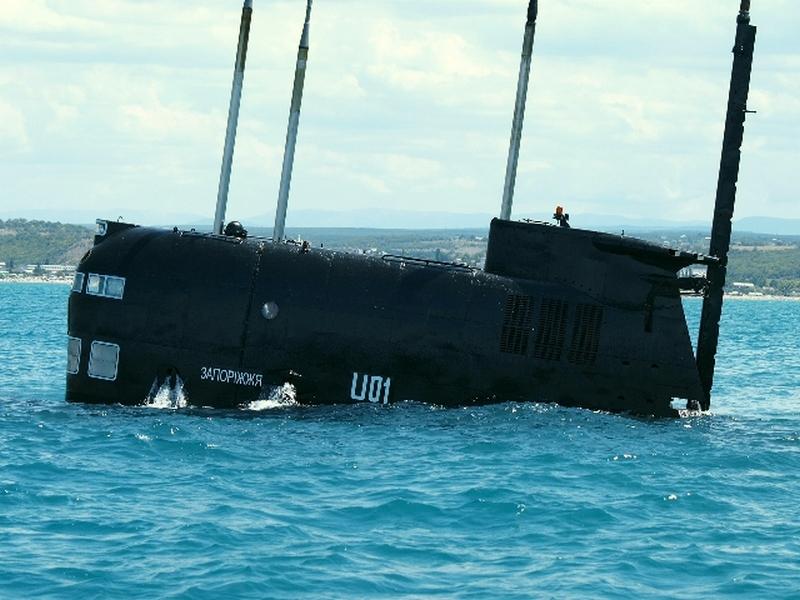 аварийное покидание подводных лодок