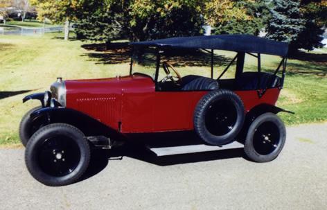 Citroen A (1919 год)