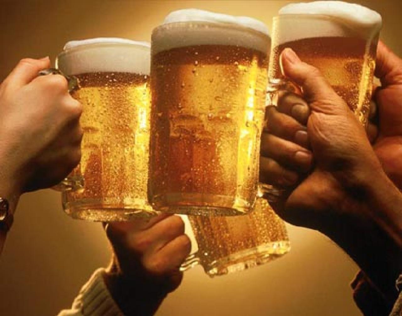 Пиво - интернациональный напиток всех времен и народов