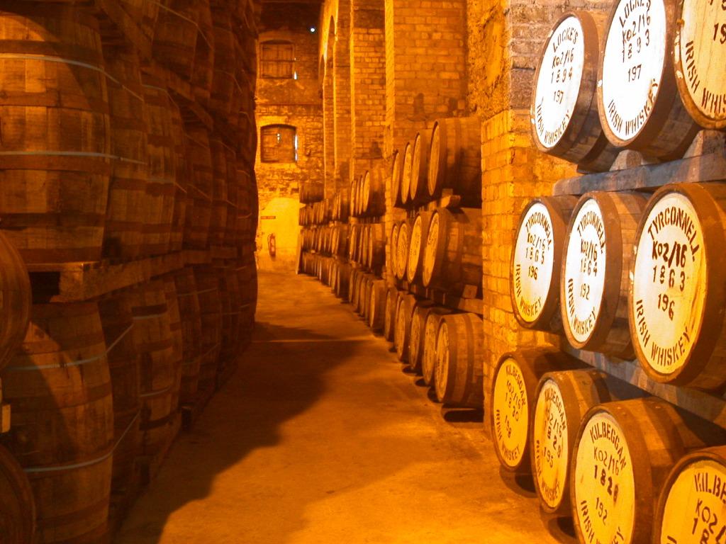 Бочка - решающее звено в формировании вкуса виски