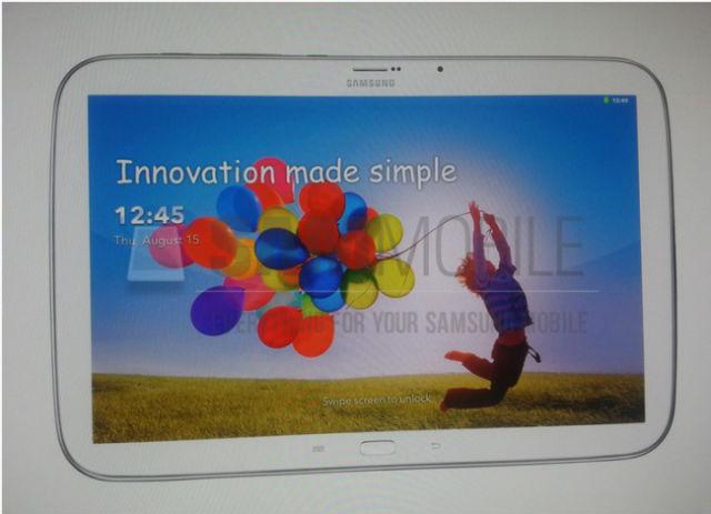 Первое фото Samsung Roma
