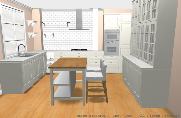 Программа для дизайна интерьера IKEA Home Planner