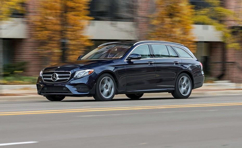 Лучший семейный автомобиль премиум - Mercedes-Benz E-Класс