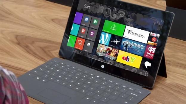 Surface может ждать фиаско или перезапуск