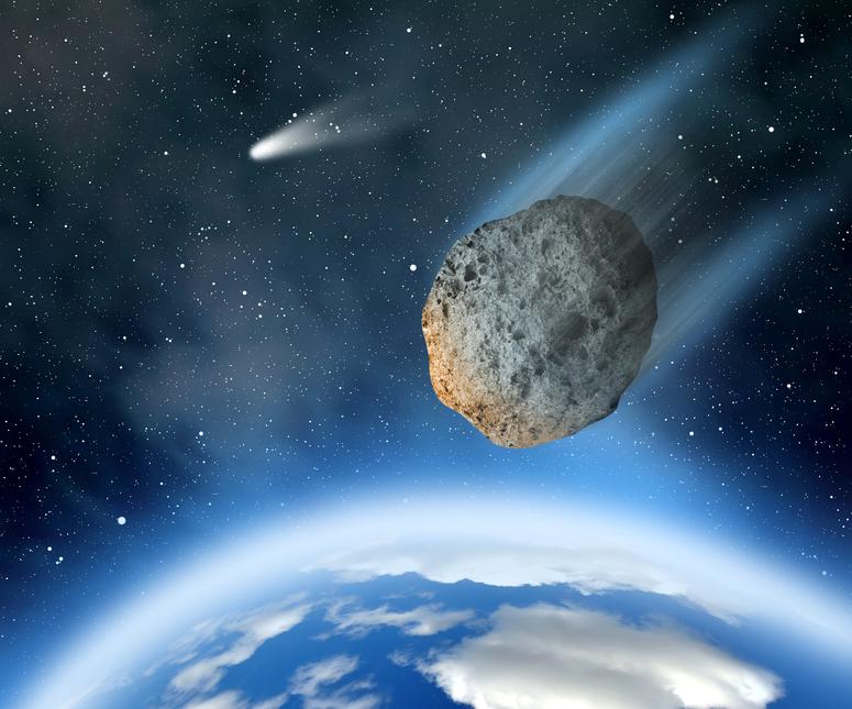 Астероид может упасть на Землю в 2032 году