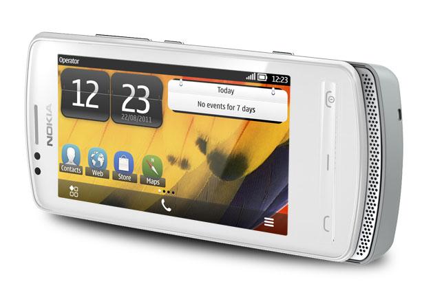 Новый Nokia 700 - второй смартфон, после Nokia 701, работающий на базе...