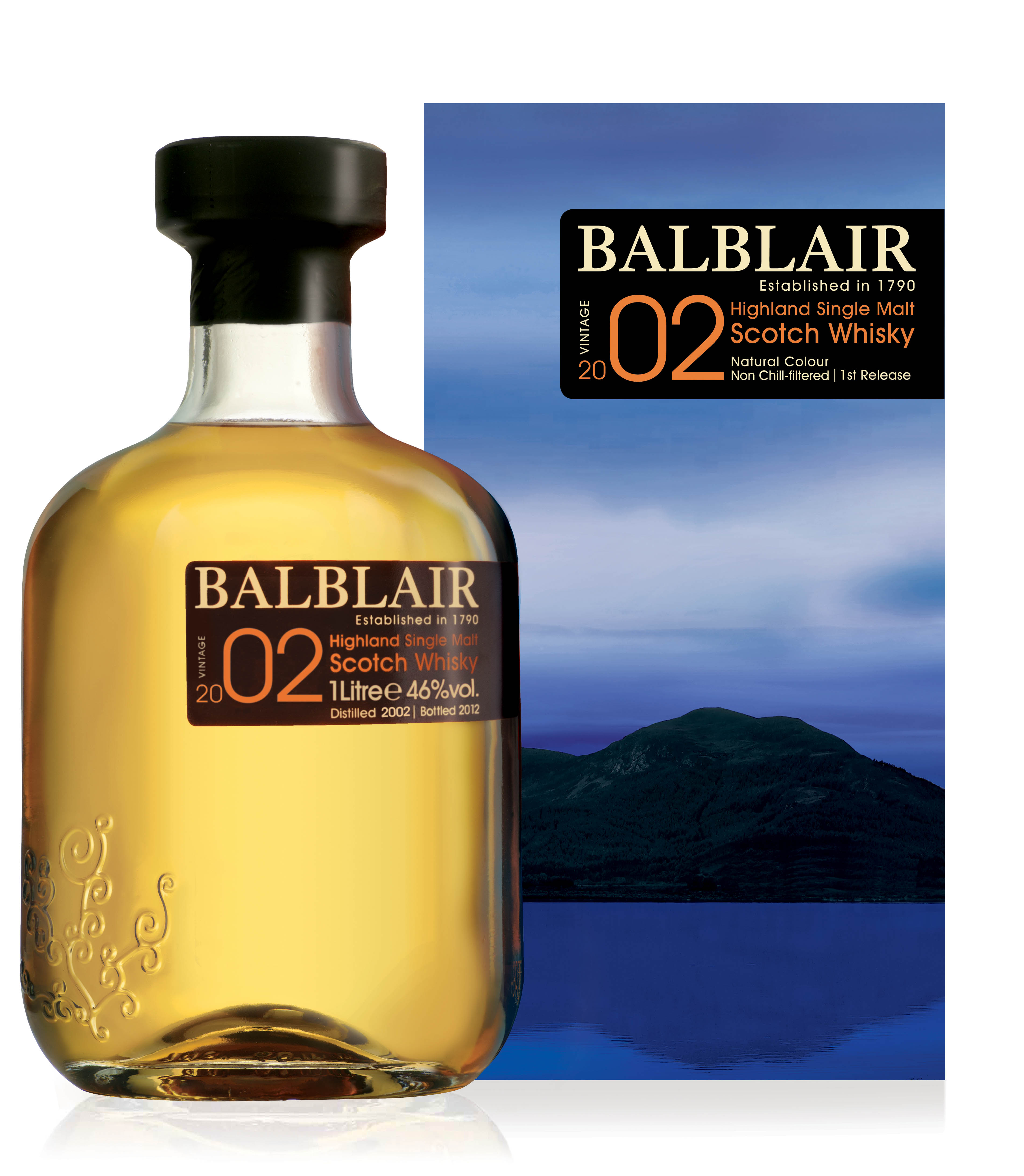 Balblair 2002 - 900 гривен