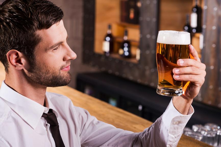 Чем выше пена, тем свежее пиво — эксперты