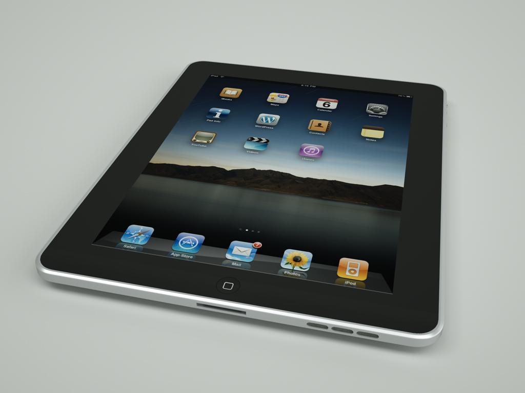 Дружно ждем iPad 3
