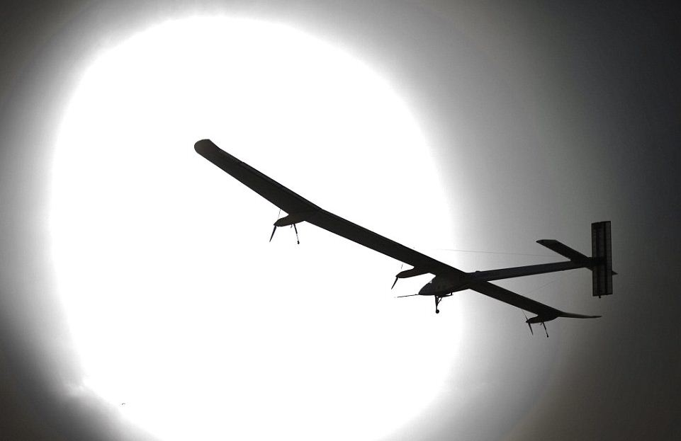 Solar Impulse: красиво летит!