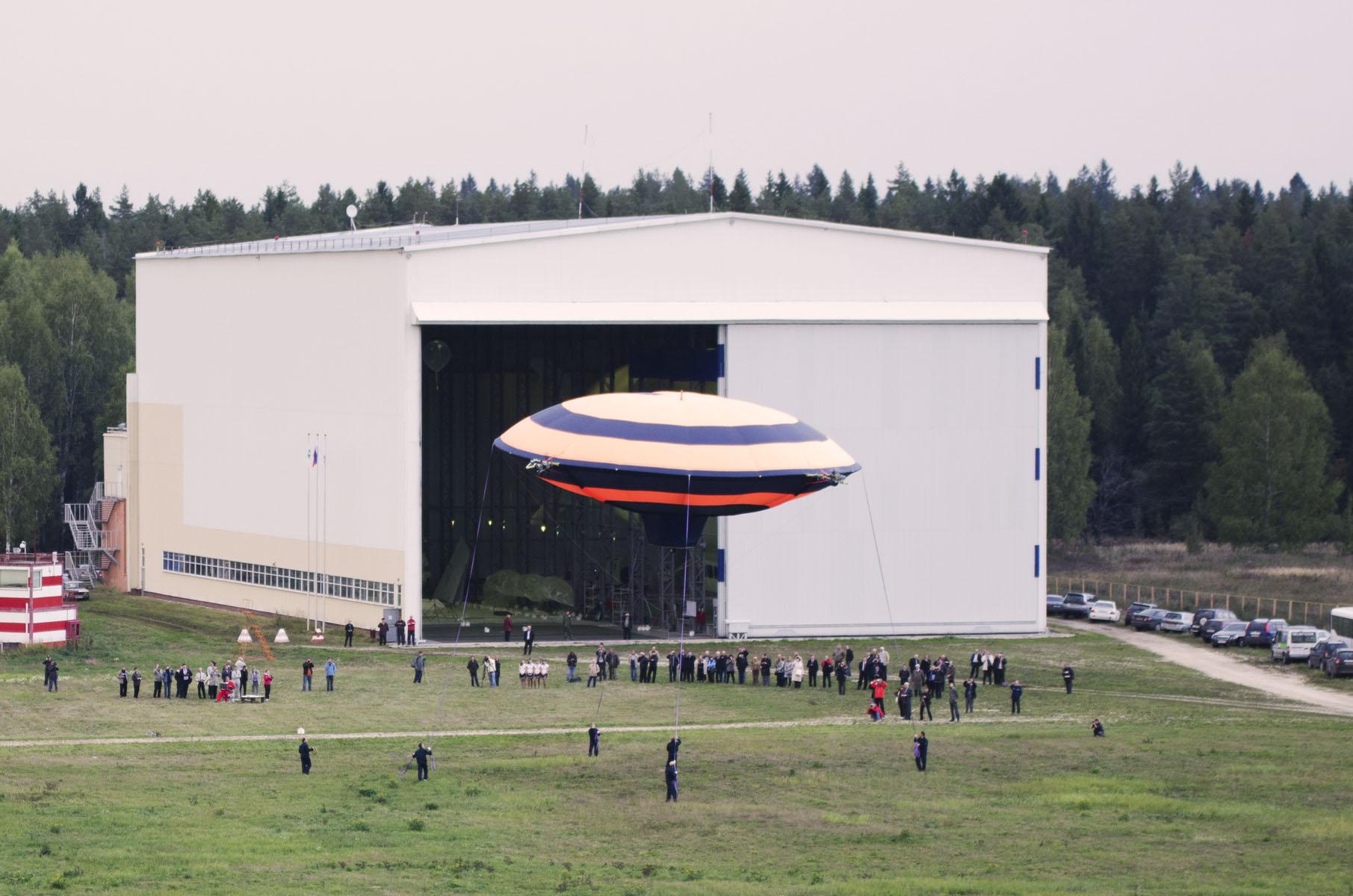 Первые испытания прошли еще в 2011 году