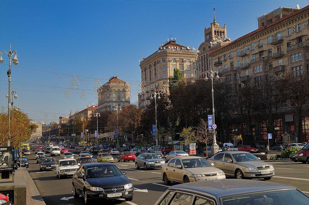 День Независимости в Киеве: Крещатик перекроют