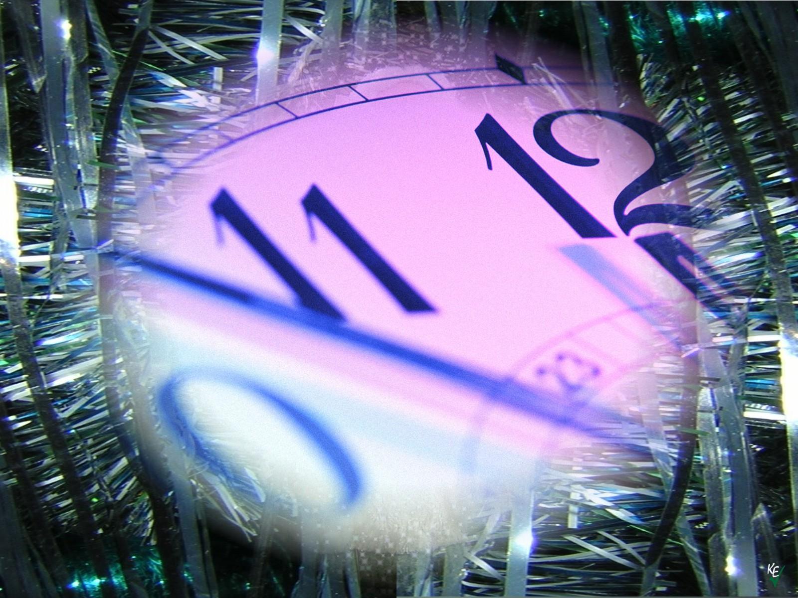 Время нового года картинка