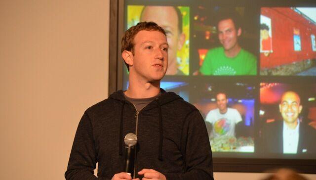 Марк Цукерберг лично представил новинки