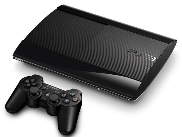 Новая версия игровой консоли PlayStation 3