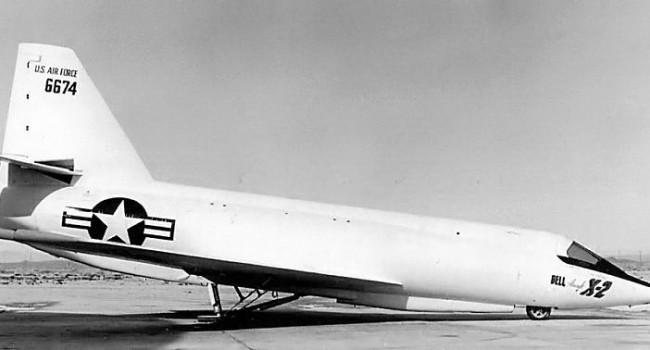 Bell X-2 Starbuster способен подниматься на 38 километров