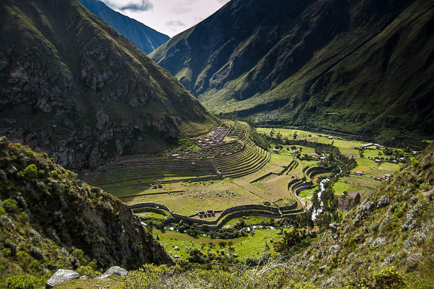 Тропа инков - это 43 километра 600-летней дороги