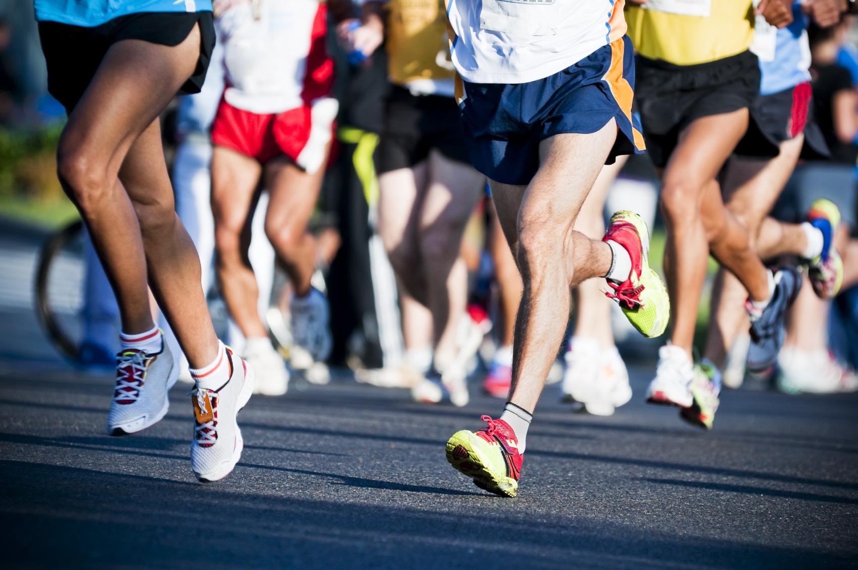 Грандиозный Dnipro Eco Marathon