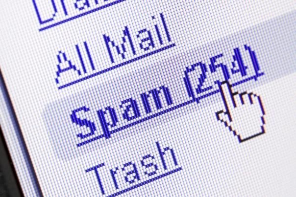 Спам можно отсеять