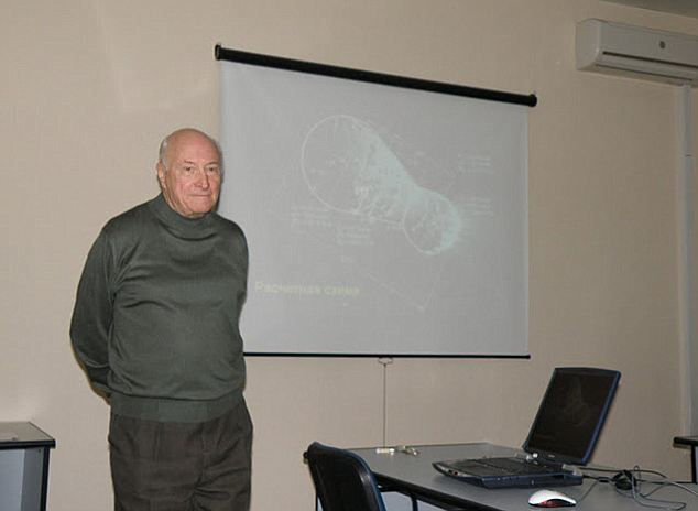 Главный научный сотрудник Института космических исследований РАН Леонид Ксанфомалити