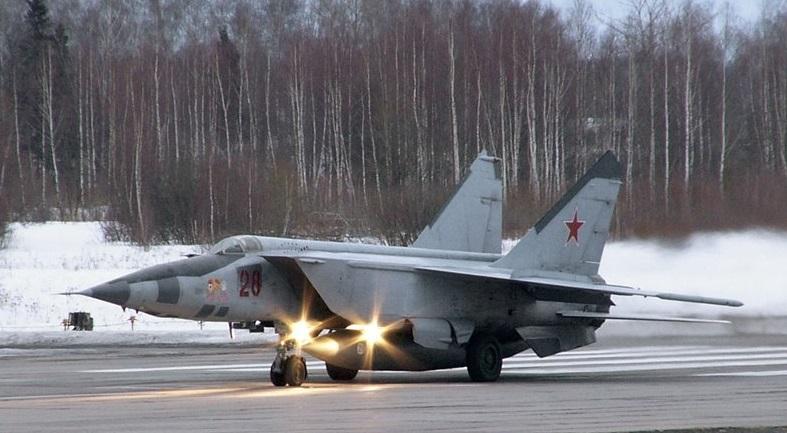 Миг-25 - гордость России