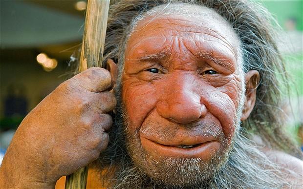 Неандертальца должна родить обычная женщина