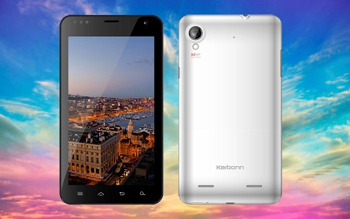 Karbonn A30 - еще один смартфон с громадным экраном