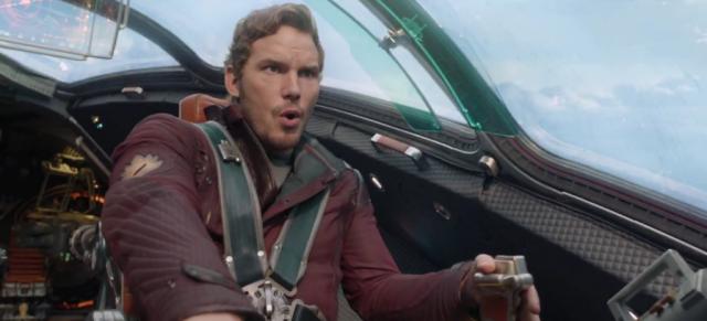 Крис Прэтт в костюме Звездного Лорда будет приходить к больным детишкам