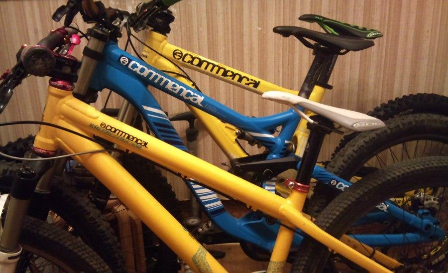 Рама - один из главных компонентов велосипеда