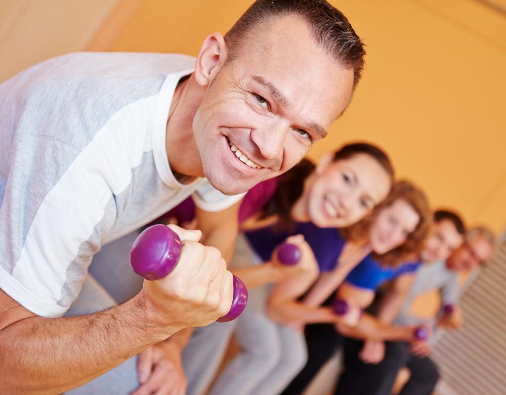 Низкоинтенсивные нагрузки - лучший способ избавиться от жира