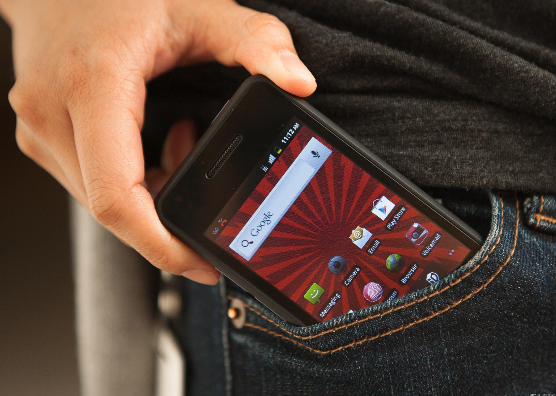 Худшие телефоны 2012