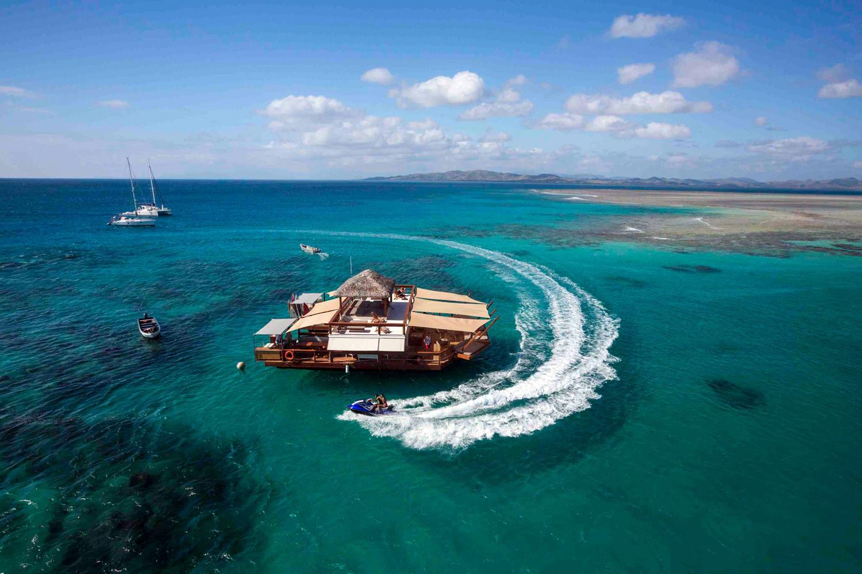 Cloud 9 – Вити-Леву, крупнейший остров Фиджи