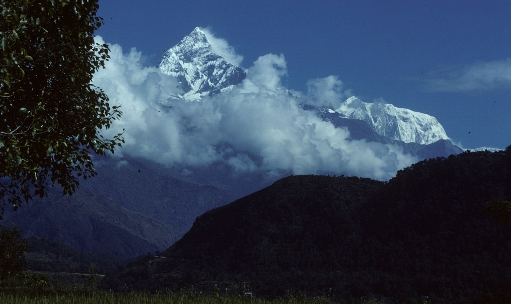 Тонгшанджиабу — 103-я самая высокая гора мира