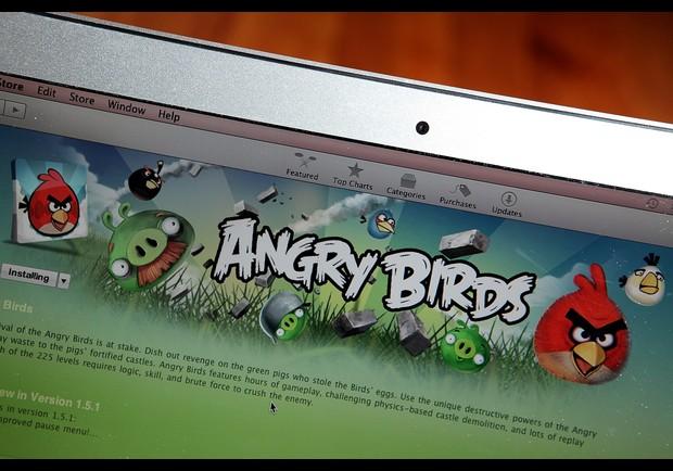 Злые птицы порвали интернет