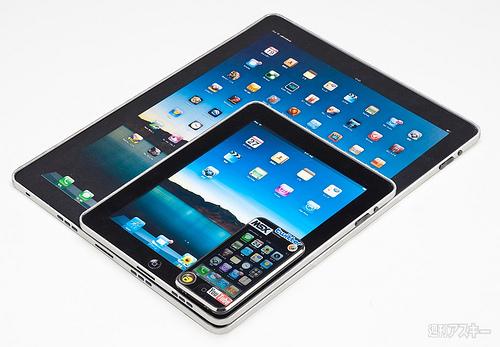 Гигантский iPad