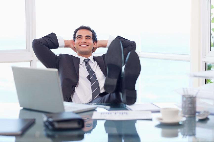 Главное во время перерыва – это суметь расслабиться