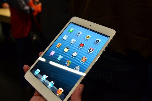 2-е место: Apple iPad mini