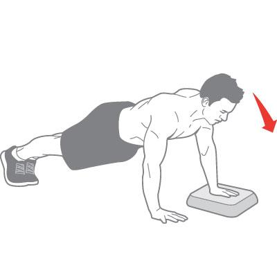 Специальный бокс поможет прокачать мышцы груди