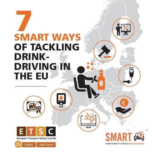 7 главных мер для борьбы с пьяным вождением