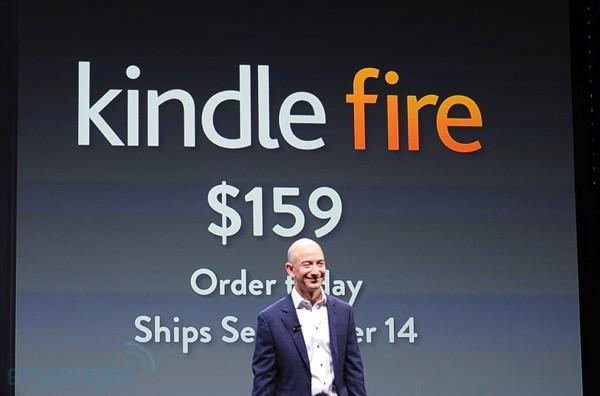 Новый Kindle Fire