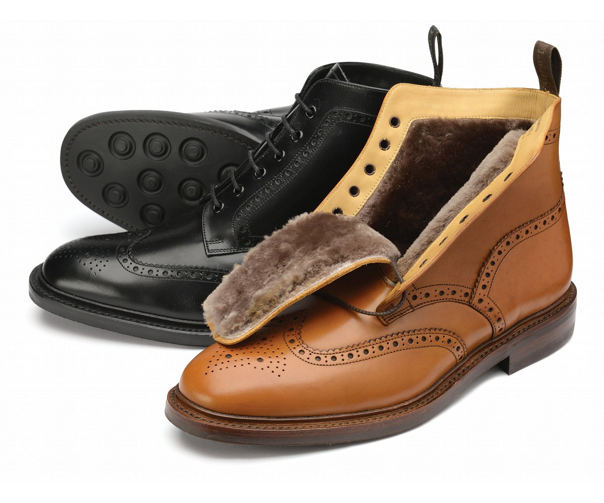 Loake Wolf brogue — 5500 грн